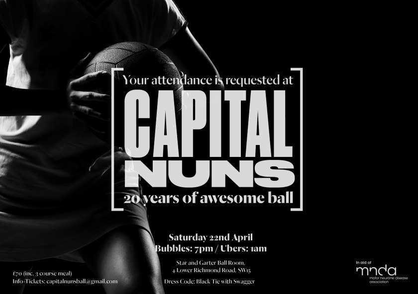 Capital NUNS Ball_22April
